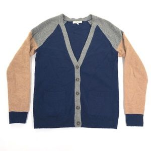Madewell Small 100% Merino Wool Cardigan Sweater